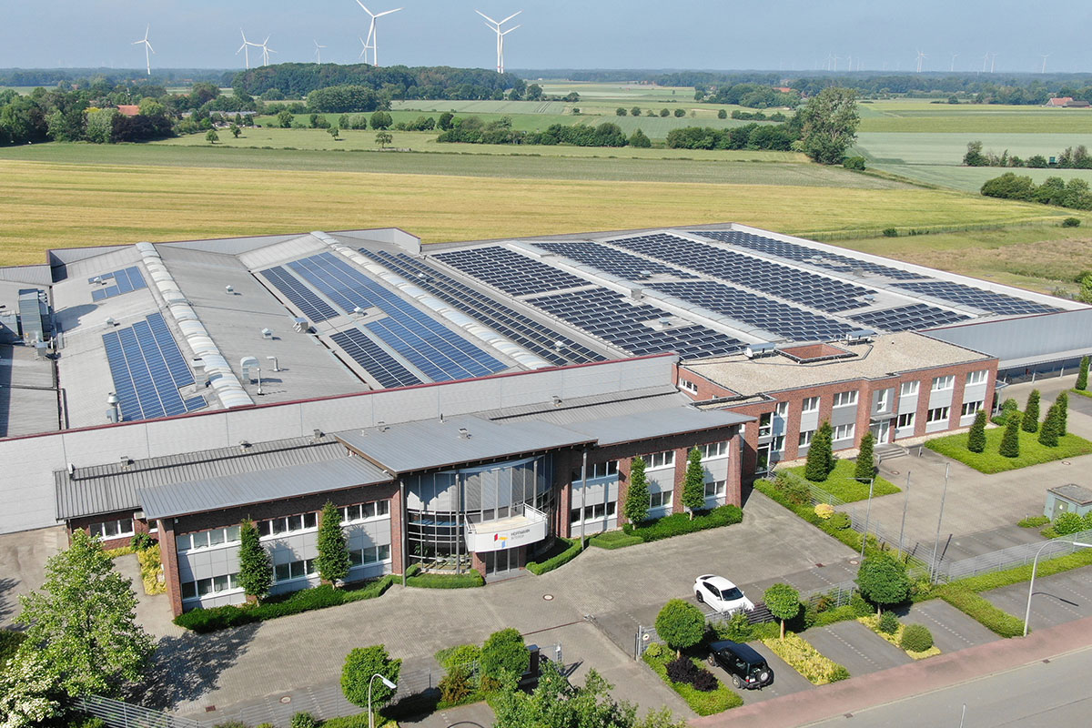 Expansion of our photovoltaic plant