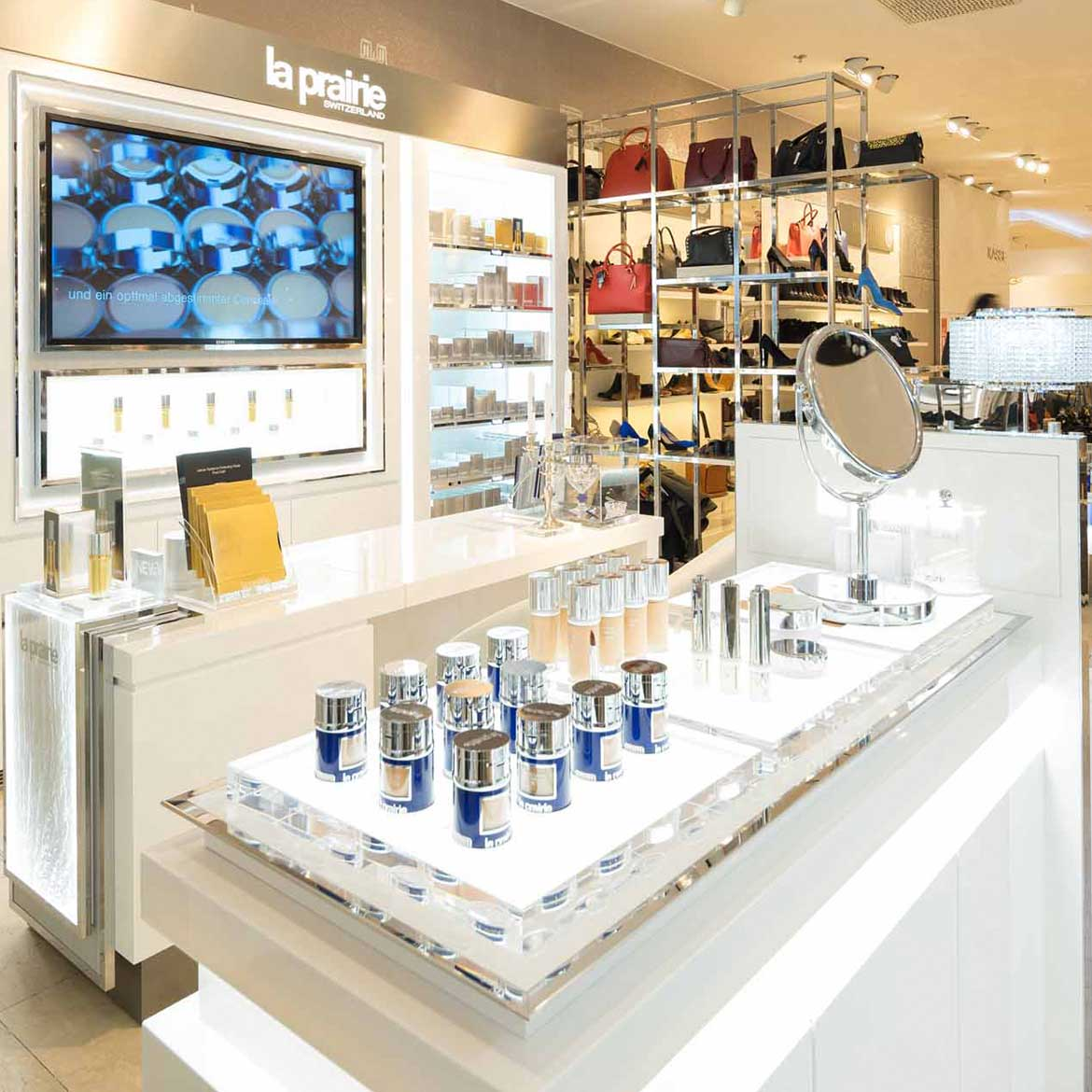 Beauty – Elegant interior fittings for your products