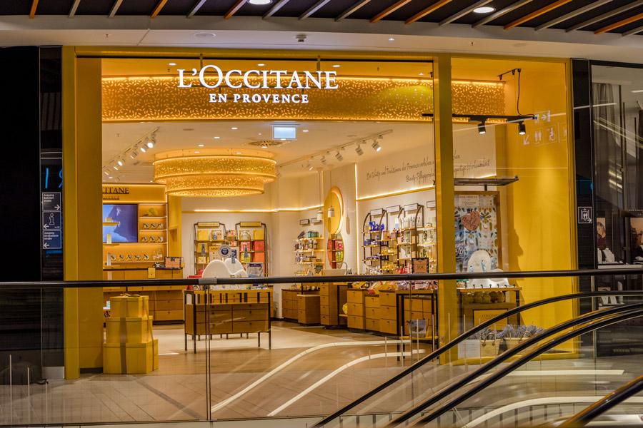 L\'Occitane Store Bielefeld